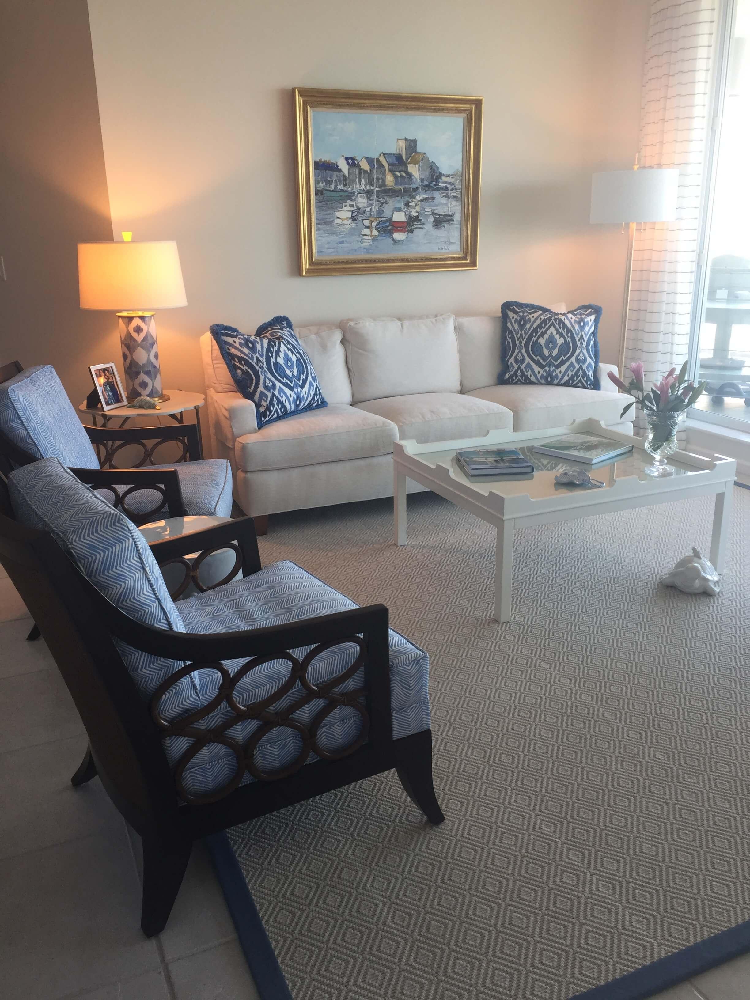 Naples Living Room